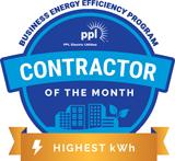 PPL Highest kWh Savings