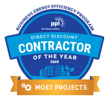 Most Direct Discount Projects PY11